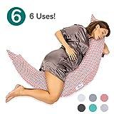 Koala Babycare® Almohada para Embarazadas para Dormir Cojin Lactancia –Soporte del Cuerpo de la...
