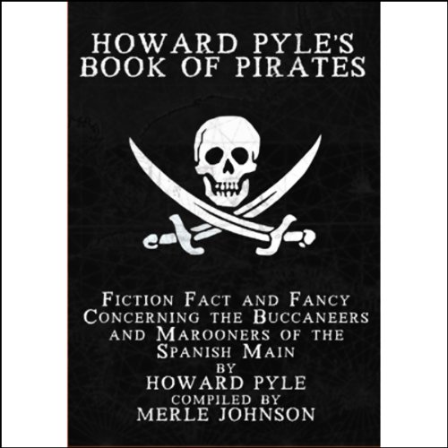 Howard Pyle's Book of Pirates  Audiolibri
