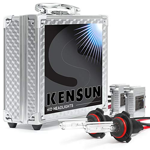 Kensun HID Xenon Replacement Bulbs 4300K Pack of 2 D2S