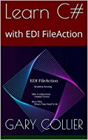 Learn C#: with EDI FileAction Front Cover
