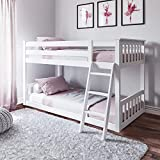 Max & Lily 180214-002 Bunk, Twin/Twin, White