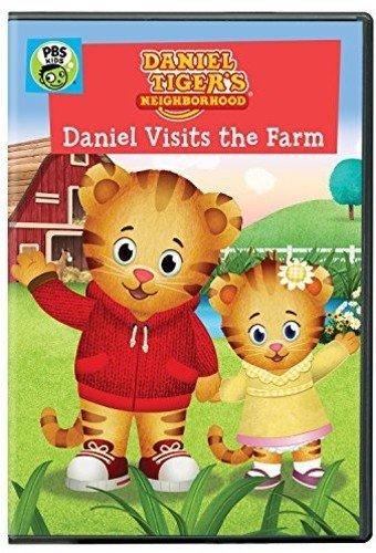 Daniel Tiger's Neighborhood: Daniel Visits the Farm DVD