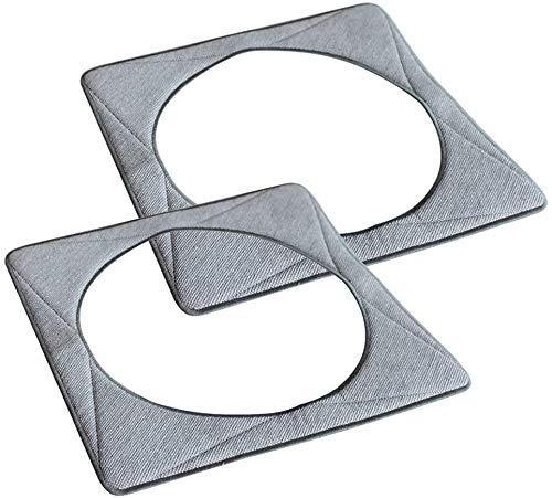 HAOKE Almohadillas de microfibra de repuesto para accesorios...