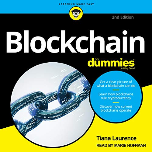 Blockchain for Dummies audiobook cover art