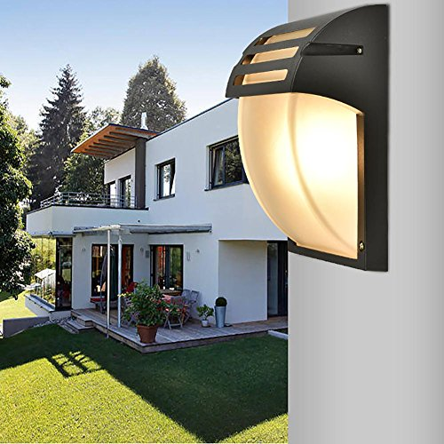 Europees-Style Tuin Wandlamp Outdoor Waterdichte Vochtbestendige Binnenplaats Corridor LED Wandlamp