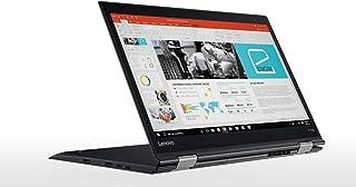 Lenovo ThinkPad X1 YOGA 2-in-1 Laptop - Intel Core i7-7600U, 14-Inch Touch, 512GB, 16GB, Eng-Arb-Keyboard, Windows 10 Pro, Black, 20JD000-BAD