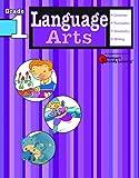 Language Arts: Grade 1 (Flash Kids Harcourt Family Learning)