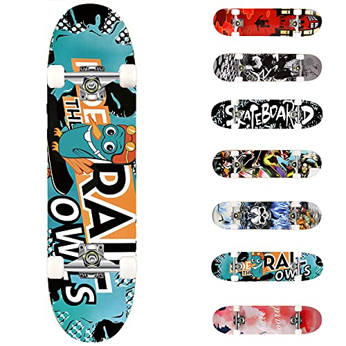 WeSkate Completo Skateboard para...