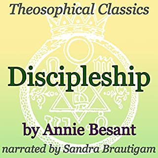 Discipleship cover art