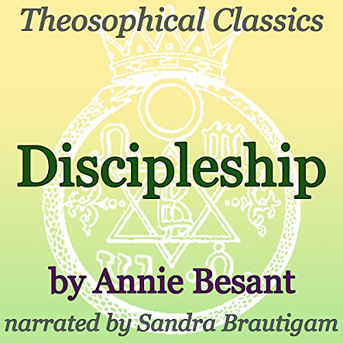 Discipleship cover art