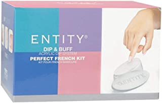 Entity - Dip & Buff - Acrylic Dip System - Perfect French Kit