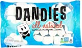 Dandies - Vegan Marshmallows, Vanilla, 10 Ounce (Pack of 2) by Dandies