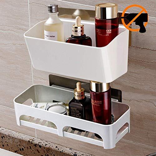 Duschablagen, Wandaufhänger, Kunststoff, selbstklebende Pads 3,30 (Größe: C), D