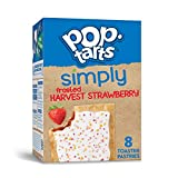 Simply Pop-Tarts, Toaster Pastries, Frosted Harvest Strawberry, Non-GMO Project Verified, ...