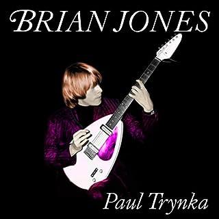Brian Jones audiobook cover art
