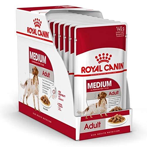 royal canin Per Cane Medium Adult 1 Bustina da 140,00 Gr