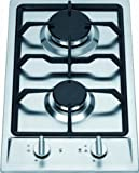 Ramblewood high efficiency 2 burner gas cooktop(Natural Gas), GC2-43N, ETL Safety Certify