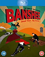 Banshee-Complete Series 1 [Blu-ray] [Import]