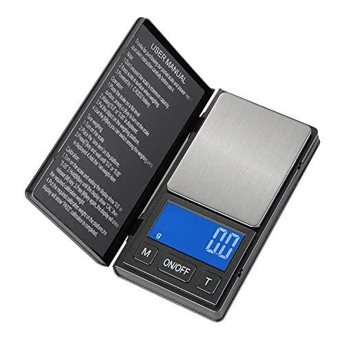 Keuken Thuis Multifunctionele Digitale Keukenweegschaal 200G/0 01G Elektronische Zakweegschaal LCD Digitaal 3 Toetsen Weegschaal Wegen Meetinstrumenten Zonder Batterijen