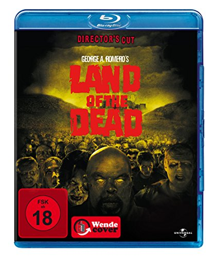 Land of The Dead [Blu-Ray] [Import]