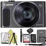 Canon PowerShot SX620 Digital Camera w/25x Optical Zoom w/Wi-Fi & NFC Enabled +