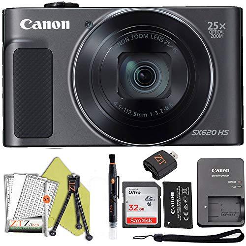 Canon PowerShot SX620 Digital Video Camera Content...