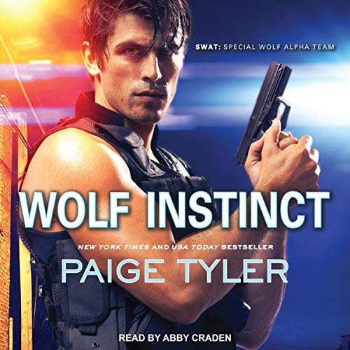 Wolf Instinct audiobook cover art