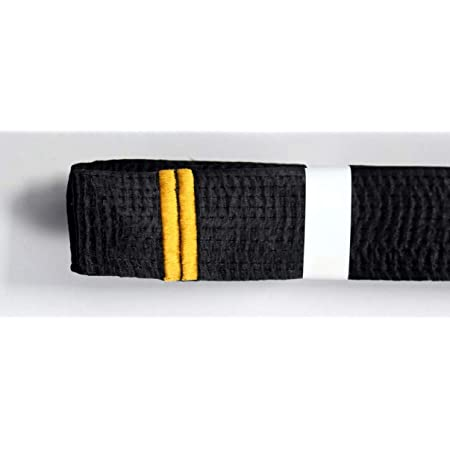Stitch Sew on your existing belt Martial Arts Karate GOLD DAN Bar sold seperate