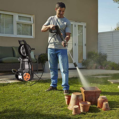 Paxcess 1800w Pressure Washer Pros & Cons