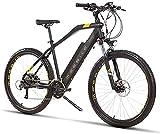 Bicicleta eléctrica Bicicletas eléctricas for adultos y adolescentes, de aleación de magnesio Ebikes Bicicletas Todo Terreno, 27.5' 400W 48V 13Ah extraíble de iones de litio de la montaña E-bici for h