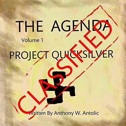 The Agenda audiobook cover art