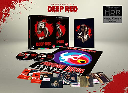 Deep Red [Limited Edition] UHD