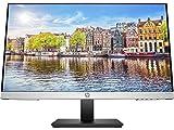 HP 23.8-inch Ultra-Slim LED IPS Monitor -16:9 FHD, Micro-Edge, Vesa Mount, Built-in Speakers