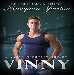 Vinny     Alvarez Security Series              Written by:                                                                                                                                 Maryann Jordan                               Narrated by:                                                                                                                                 Emily Beresford                      Length: 8 hrs and 2 mins     Not rated yet     Overall 0.0