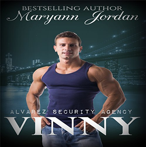 Vinny audiobook cover art