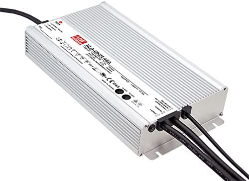 Meanwell Waterproof Max 44% OFF 24V 600w 5-Year Same day shipping Supply Power Warranty LED Dr