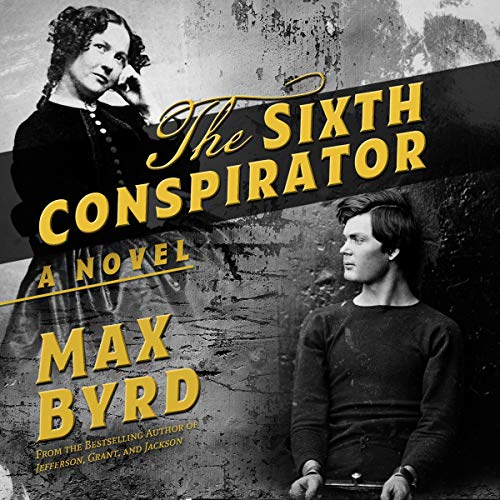 The Sixth Conspirator audiobook cover art