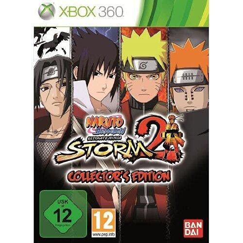 Naruto Shippuden : ultimate Ninja storm 2 - édition collector