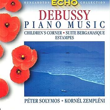 Debussy: Children's Corner / Suite Bergamasque / Estampes