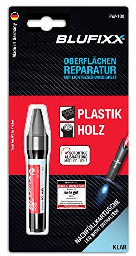 BLUFIXX Smart-Repair PW Kartusche KLAR 5g DE