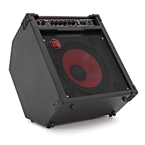 RedSub BP80plus Amplificador Bajo 80 W