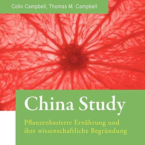 Page de couverture de China Study (German edition)