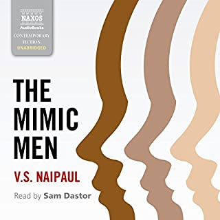 The Mimic Men cover art