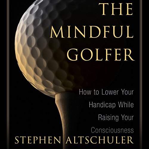 Mindful Golfer audiobook cover art