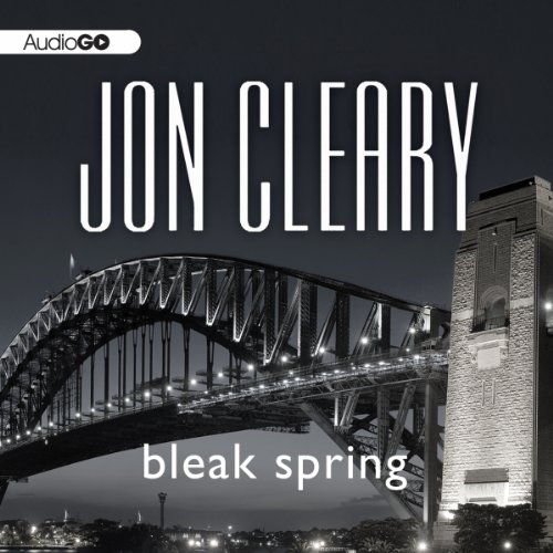 Bleak Spring audiobook cover art