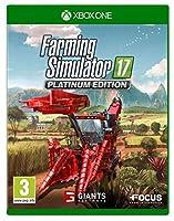 Farming Simulator 17 - Platinum Edition (Xbox One) (輸入版)