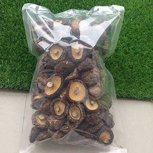 Tomox Dried mushroom black mushroom Organic Mushrooms shii-take food 250g