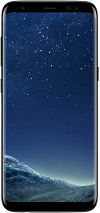 Samsung Galaxy S8 64GB SM-G950U Negro (Renewed)