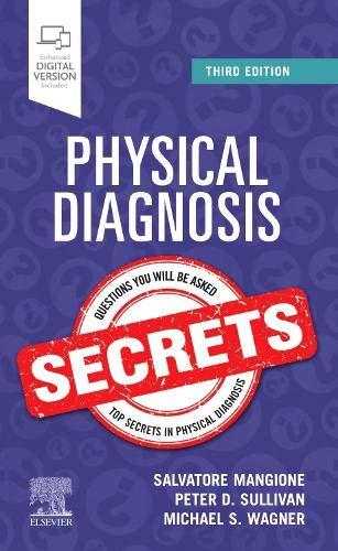 Physical Diagnosis Secrets