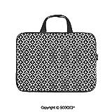SCOCICI 15-15.6 Inch Laptop Bag Sleeve Case Checkerboard